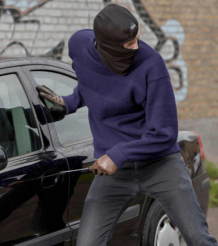 Can Homeowners Insurance Cover A Vehicle Stolen From Your ...